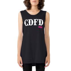 COMME des FUCKDOWN T-Shirt CDFD1029 μαύρο