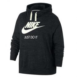Nike Sportswear μαύρο μελανζέ