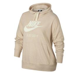 Nike Nsw Gym Vntg Hbr Plus μπεζ