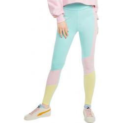Puma International High Waist Leggings Πολύχρωμο