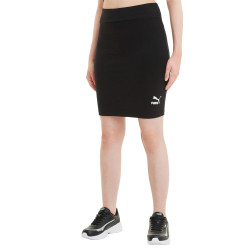 PUMA Classics Women's Tight Skirt Μαύρο