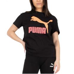 Puma Classics Logo μαύρο