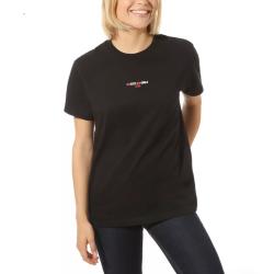 Vans Boys Girls T-shirt μαύρο