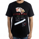 Diamond Supply Co Casino Tee (μαύρο)