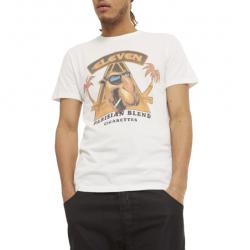 elevenparis Lend M  T-Shirt άσπρο