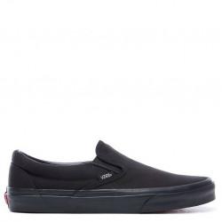 Vans Classic Slip On μαύρο