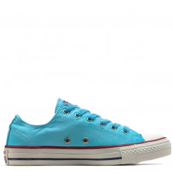 Converse All Star Chuck Taylor Washed (μπλε)