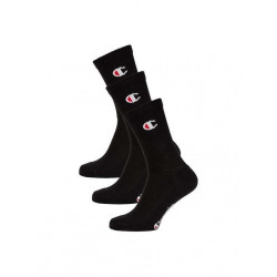 Champion 3pcs Socks Μαύρο