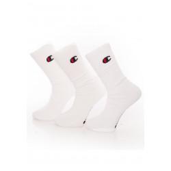 Champion 3pcs Socks Άσπρο