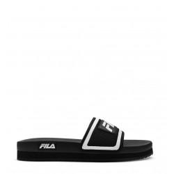 Fila Lunar Slide Sandals Μαύρο
