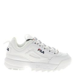 Fila Disruptor II Premium άσπρο