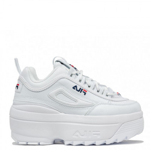 FILA DISRUPTOR II WEDGE Άσπρο