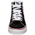 Vans SK8 Hi μαύρο/ άσπρο