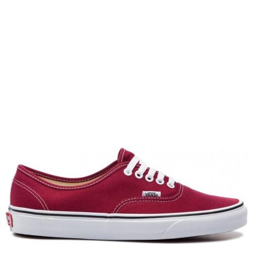 Vans Authentic (rumba red) μπορντό